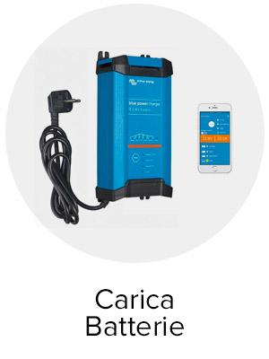 Caricabatterie nautici