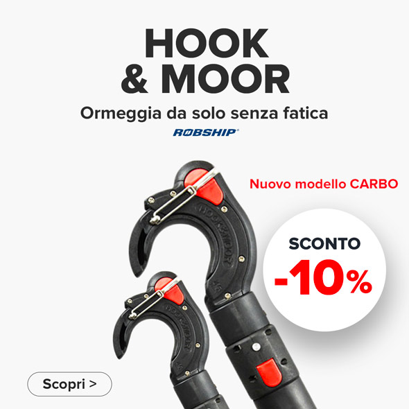 Hook and Moor promozione