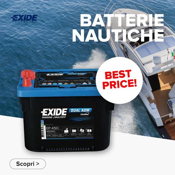 Batterie Nautiche Prezzo Migliore