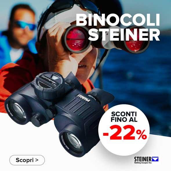 Binocoli Nautici Steiner