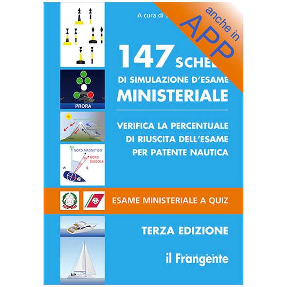 147 Schede di Simulazione d'Esame Ministeriale - III° Edizione