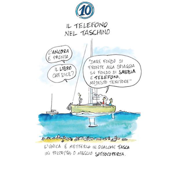 52 Idiozie da Non Fare in Barca