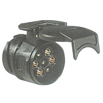Adattatore corrente carrelli 13-7 poli