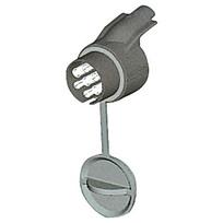 Adattatore corrente carrelli 7-13 poli
