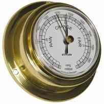 Altitude Meteo Ottone lucido D.95