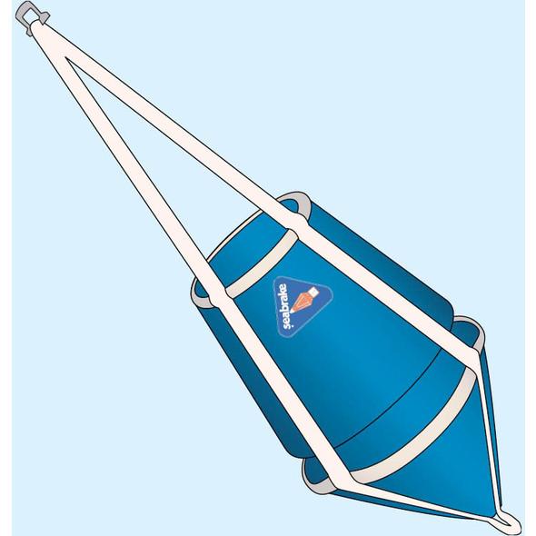 Ancora galleggiante ad alta efficienza Bicone GP 24 l.