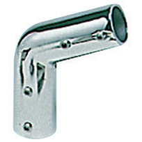 Angolo prua poppa 110 per tubo 22 mm.