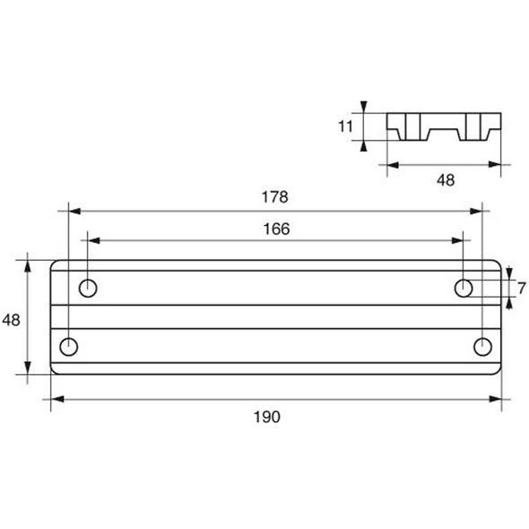 Anodo Mercury - Mercruiser F-ME/91 HP 40÷75 - HP 40÷250