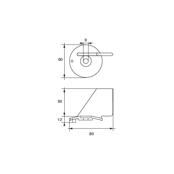Anodo Suzuki FM-23/S HP 40-50-75-85