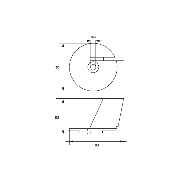 Anodo Suzuki FM-6/S PINNA HP 20÷30