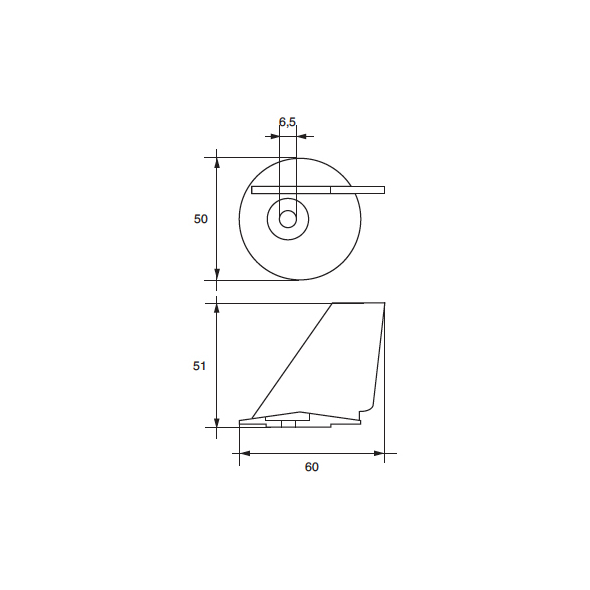 Anodo Tohatsu F-TO HP 25-40 MAXI/CORSA