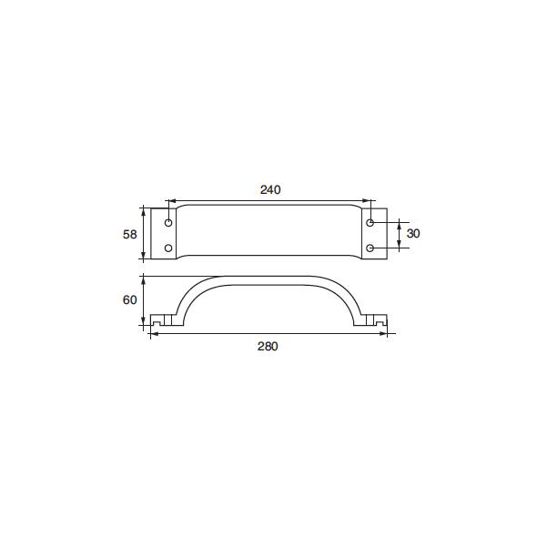 Anodo Yamaha - Mariner F-YA-27 HP 150-200