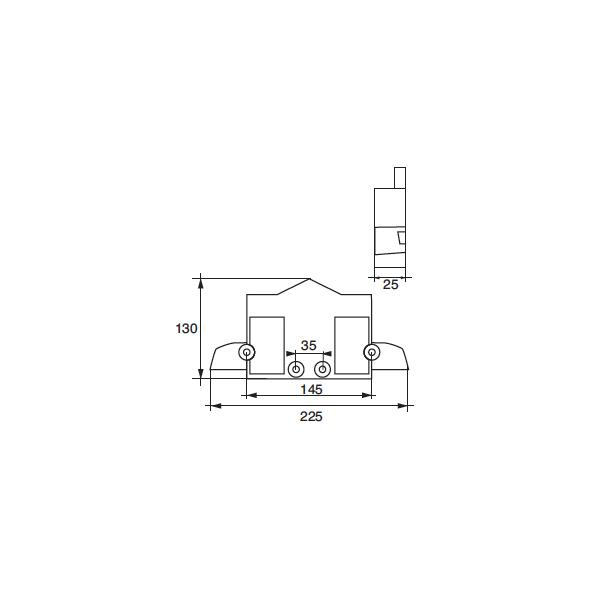 Anodo Yamaha - Mariner FY-6U1 ENTRO FUORIBORDO TD