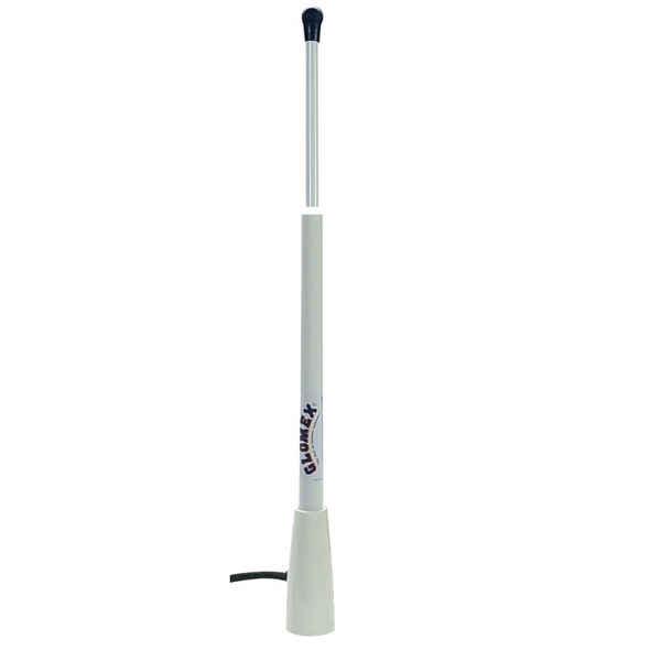 Antenna VHF Glomex RA400 1,5 mt + Cavo 4,5 mt