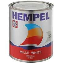Antivegetativa Hempel Mille White