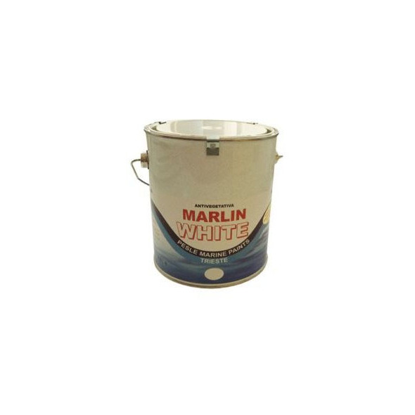Antivegetativa MARLIN White 0,75 l.