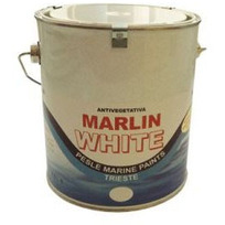 Antivegetativa MARLIN White 2,5 l.
