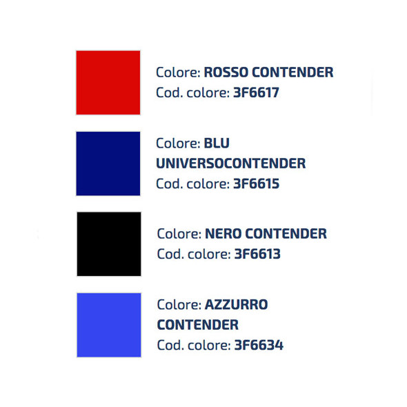 Antivegetativa Skipper's Contender Blu Universo lt 0,75