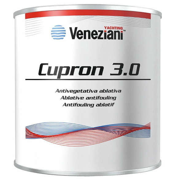 Antivegetativa Veneziani Cupron 3.0 - Blu Profondo 0,75 lt.