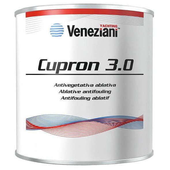 Antivegetativa Veneziani Cupron 3.0 - Nero 0,75 lt.