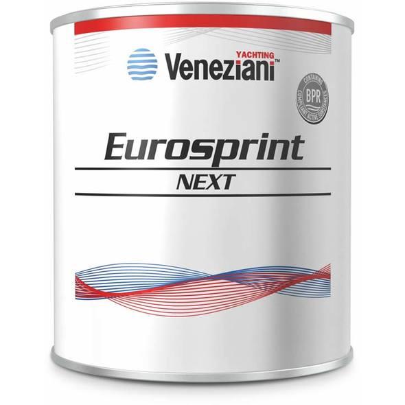 Antivegetativa Veneziani Eurosprint Next - Nero 0,75 lt.