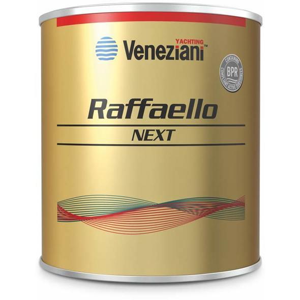 Antivegetativa Veneziani Raffaello Next - Rosso 0,75 lt