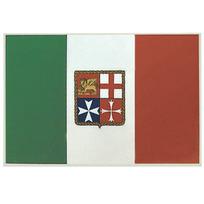 Bandiera autoadesiva Italia cm 20x30
