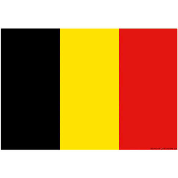 Bandiera Belgio Pesante cm 20 x 30