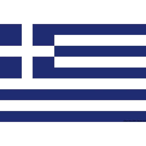 Bandiera Grecia Pesante cm 20 x 30