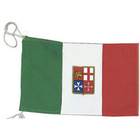 Bandiera Italia pesante