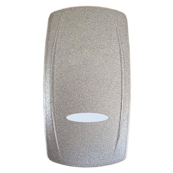 Bascula Carling Switch Policarbonato metallizzato - Senza simbolo