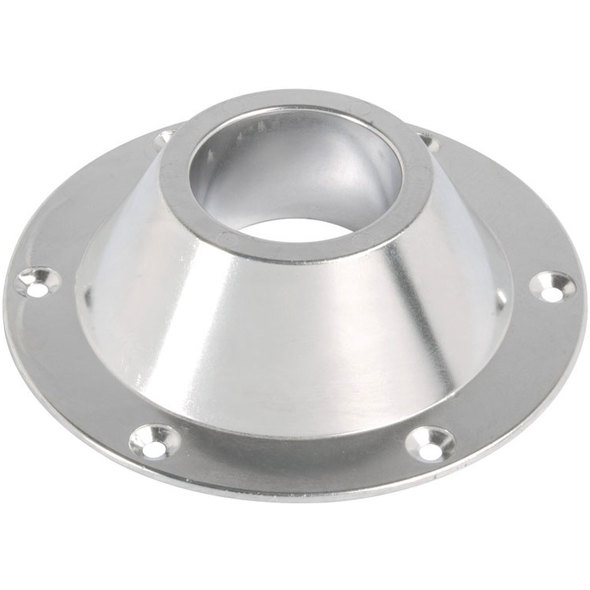 Base conica per gambe tavolo alluminio