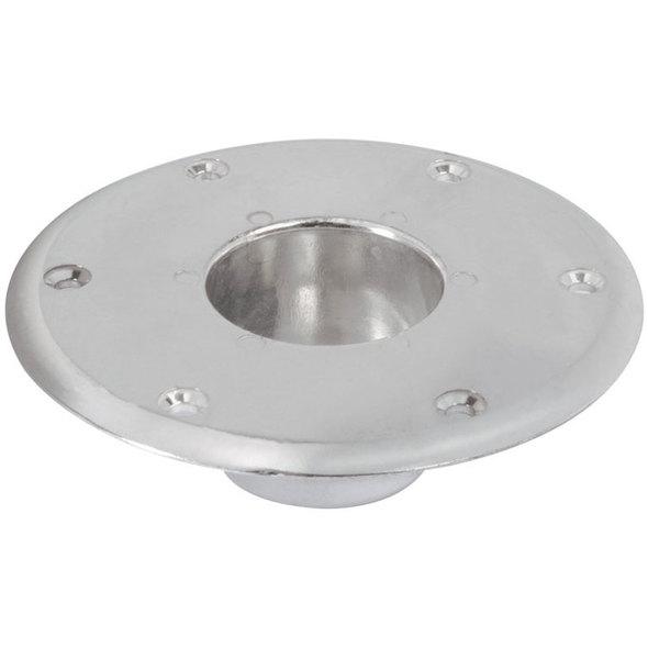 Base inferiore per gambe tavolo alluminio