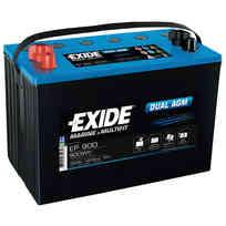 Batteria AGM EXIDE Avviamento e Servizi