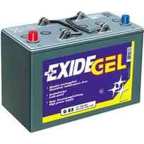 Batteria Exide Gel Servizi e Avviamento Motore