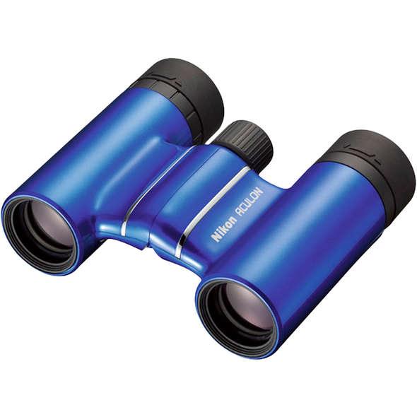 Binocolo Nikon Aculon T02 8x21 Blue
