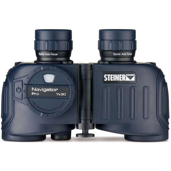 Binocolo Steiner Navigator Pro 7x30 con Bussola