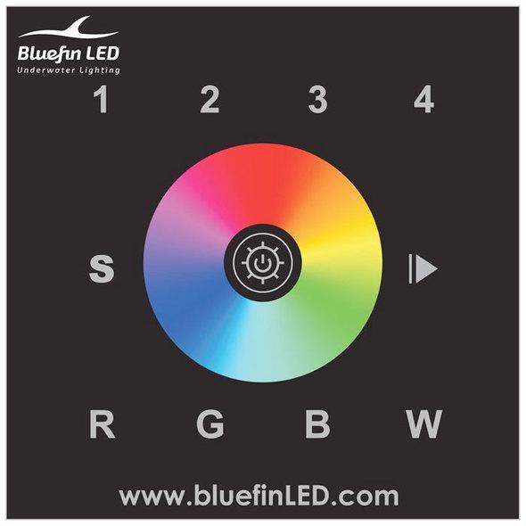 Bluefin Led RGBW-CC Controller DMX per variazione colore