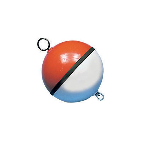 Boa abs bicolore bianco / rosso mm 700