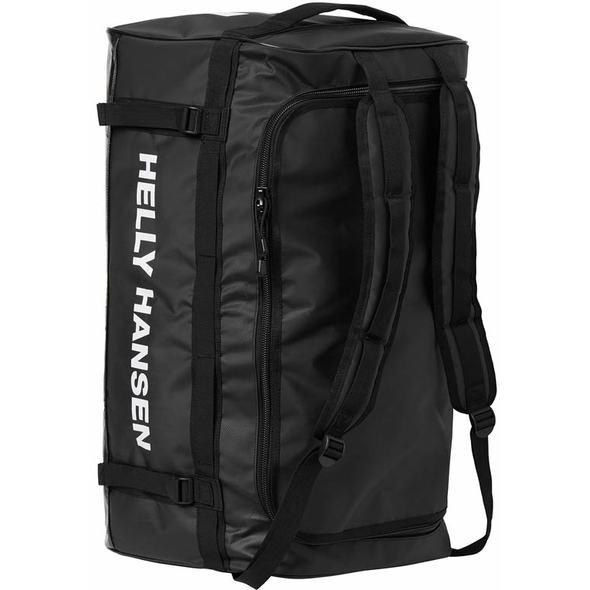 Borsa Helly Hansen Classic Duffel Bag - Nero - 50 lt.