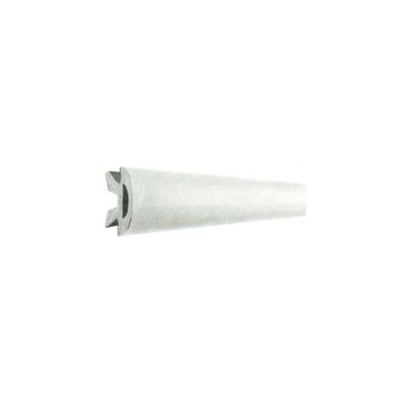 Bottazzo PVC per supporto da mm 37 - Bianco mt. 12