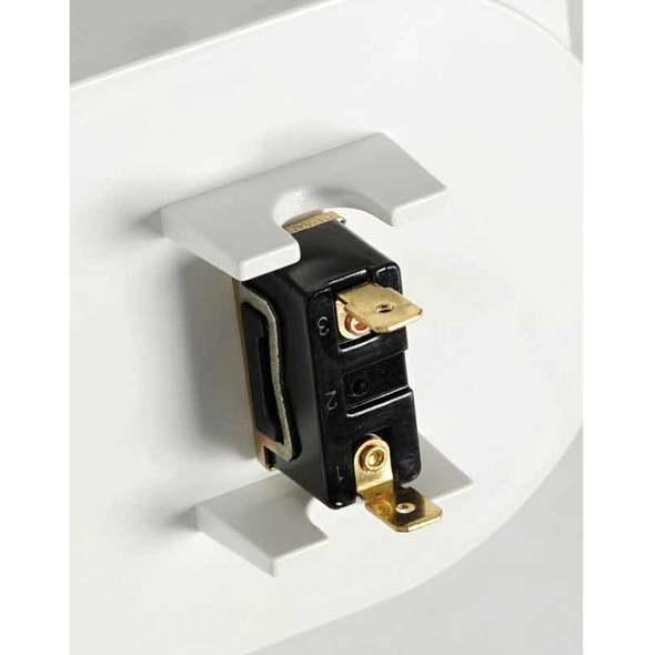 Box + doccia con interruttore stagno e tubo mt 2,50