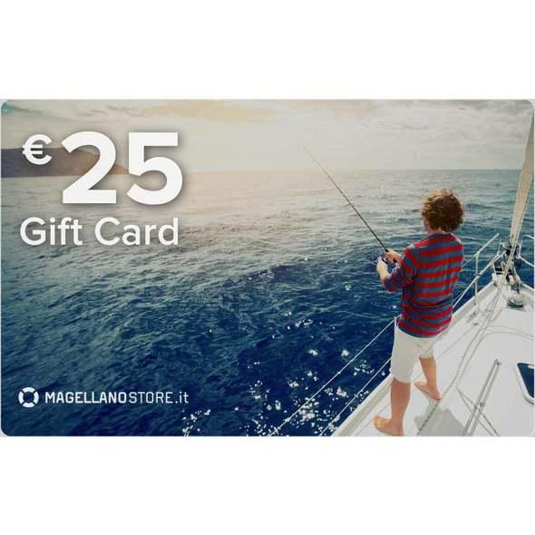 Buono Regalo Fishing € 25,00