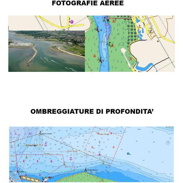 C-Map SD Max MegaWide - Mar Mediterraneo