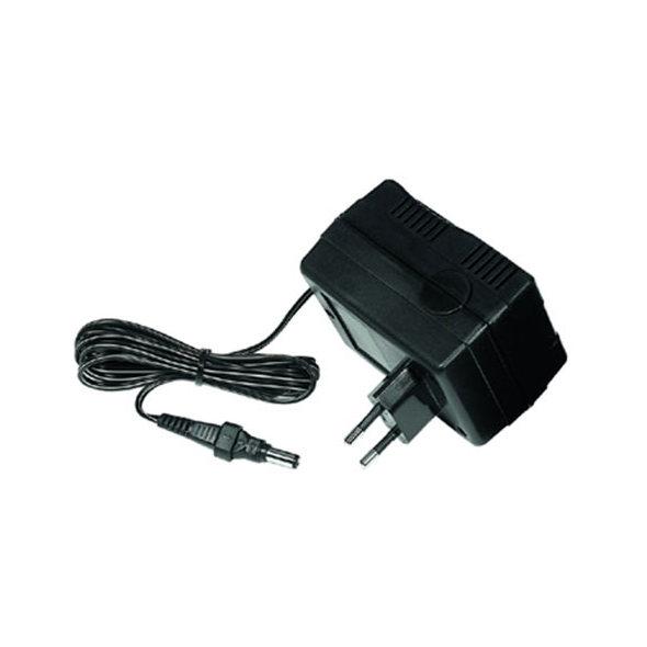 Carica batteria 220V. per gonfiatore Bravo