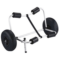 Carrello porta canoa Kayal Trolley