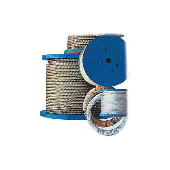 Cavo inox Aisi 316 133 fili d. 1,5 mm.