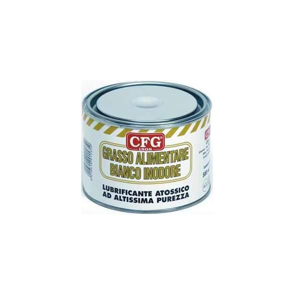 Cfg Grasso Alimentare Bianco Inodore 125 Ml