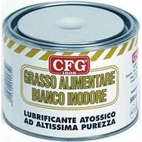 Cfg Grasso Alimentare Bianco Inodore 5000 Ml