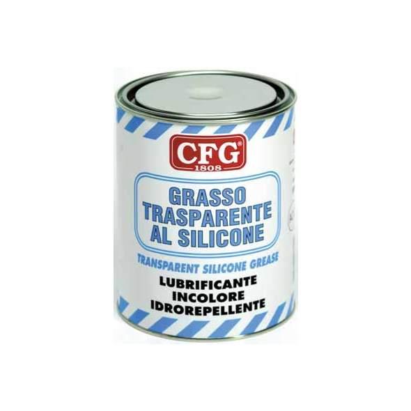 Cfg Grasso Trasparente Al Silicone 125 Ml